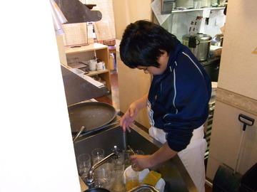 キッチン 洗い.JPG